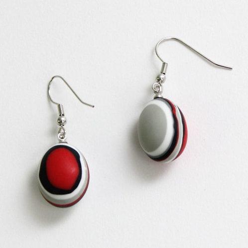 Darlene Resin Earrings by Sylca Designs