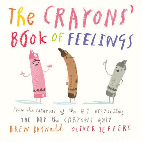 The Crayons' Book of Feelings by Drew Daywalt
