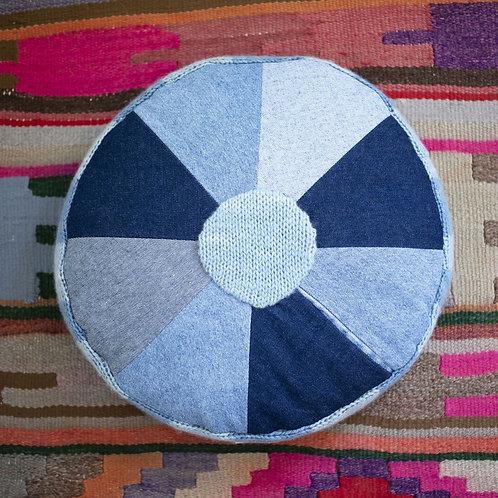 Pinwheel Pillow by Storyteller Studio