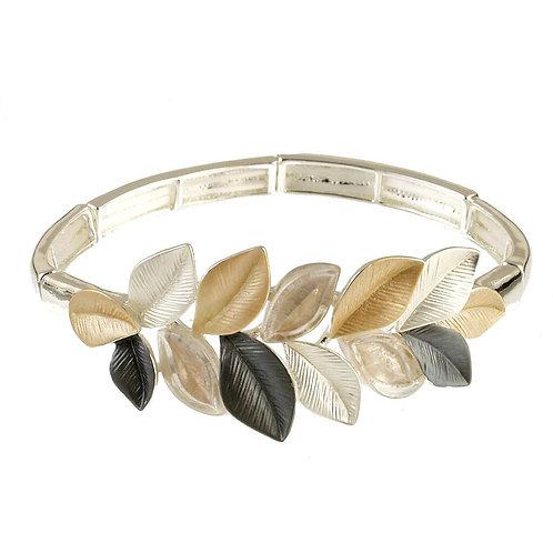 Satori Leaf Bracelet by Origin Jewelry