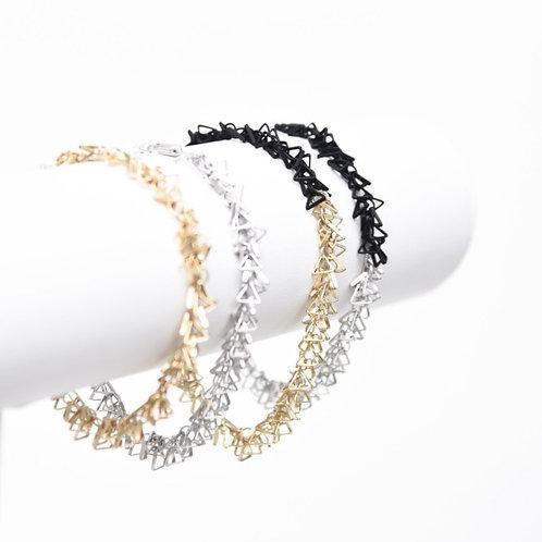 Sprinkling TRI Bracelet by Pursuits Jewelry