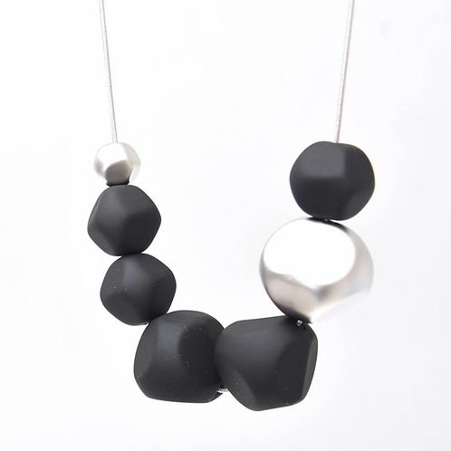 Soothing Pebbles Necklace by Pursuits Jewelry