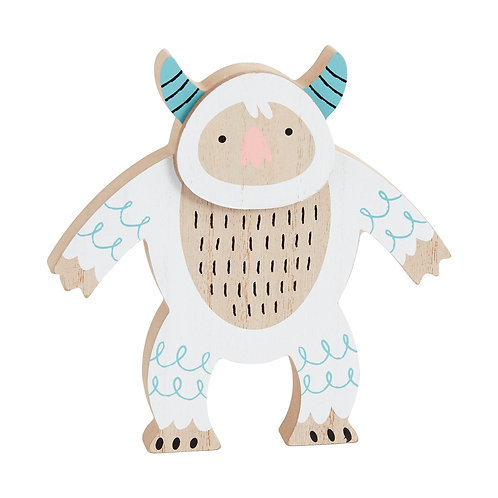 Yukon Yeti Figurine