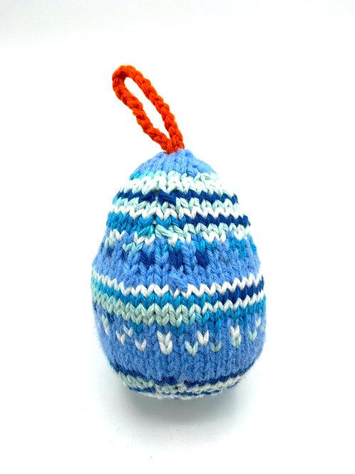 Knit Egg by Dennis Shaffner