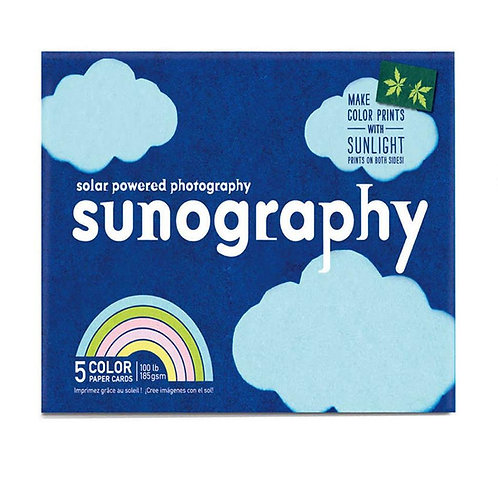 Sunography Card Set