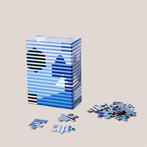 Dusen Dusen Pattern Puzzle- 100 Piece