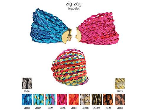 Zig-Zag Bracelet by Alexandra Tsoukala
