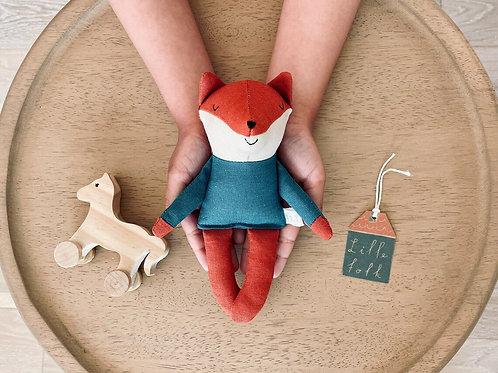Lille Folk Shop Mini Plushy
