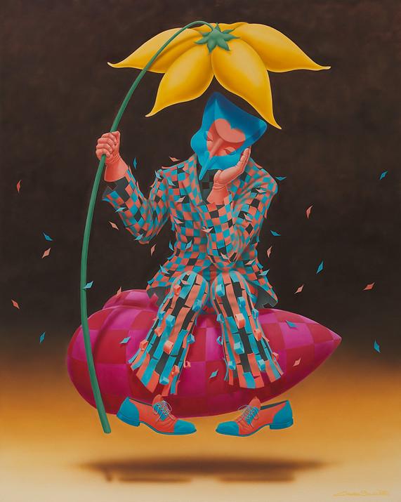 Claudio Souza Pinto Art #artpeople
