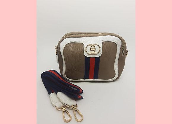 Bolsa Pequena Bege