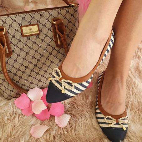 Como usar sapatilhas: calçado que une conforto e elegância