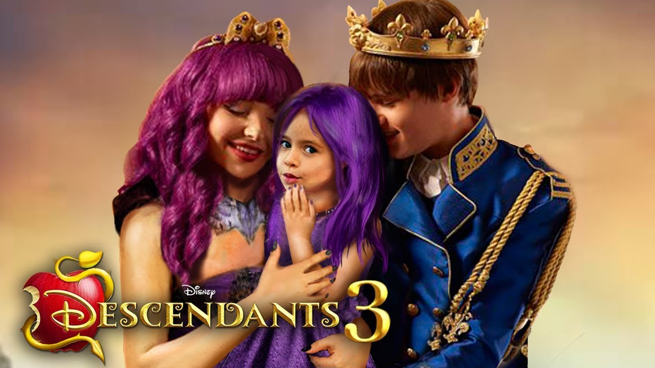 Descendants 3 Musical Theater Camp 4-13yrs