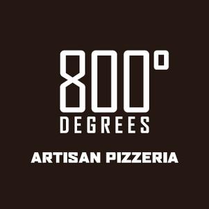 800°DEGREES / ARTISAN PIZZERIA