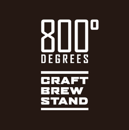800°DEGREES / CRAFT BREW STAND