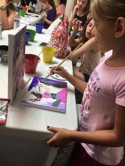 art camps in kingwood