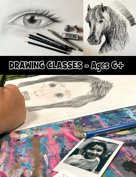 Drawing Classes in Kingwood