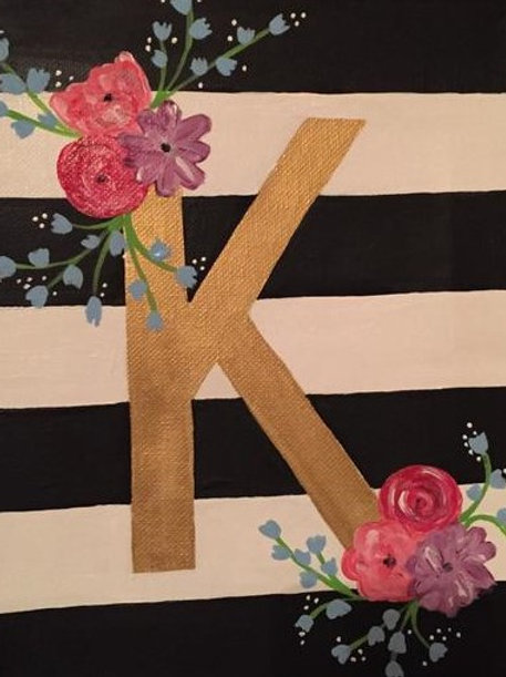 Custom Hand Painted Canvases