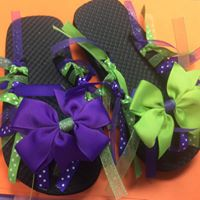 FLIP FLOP DECORATING