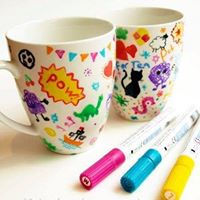 MUG DECORATING