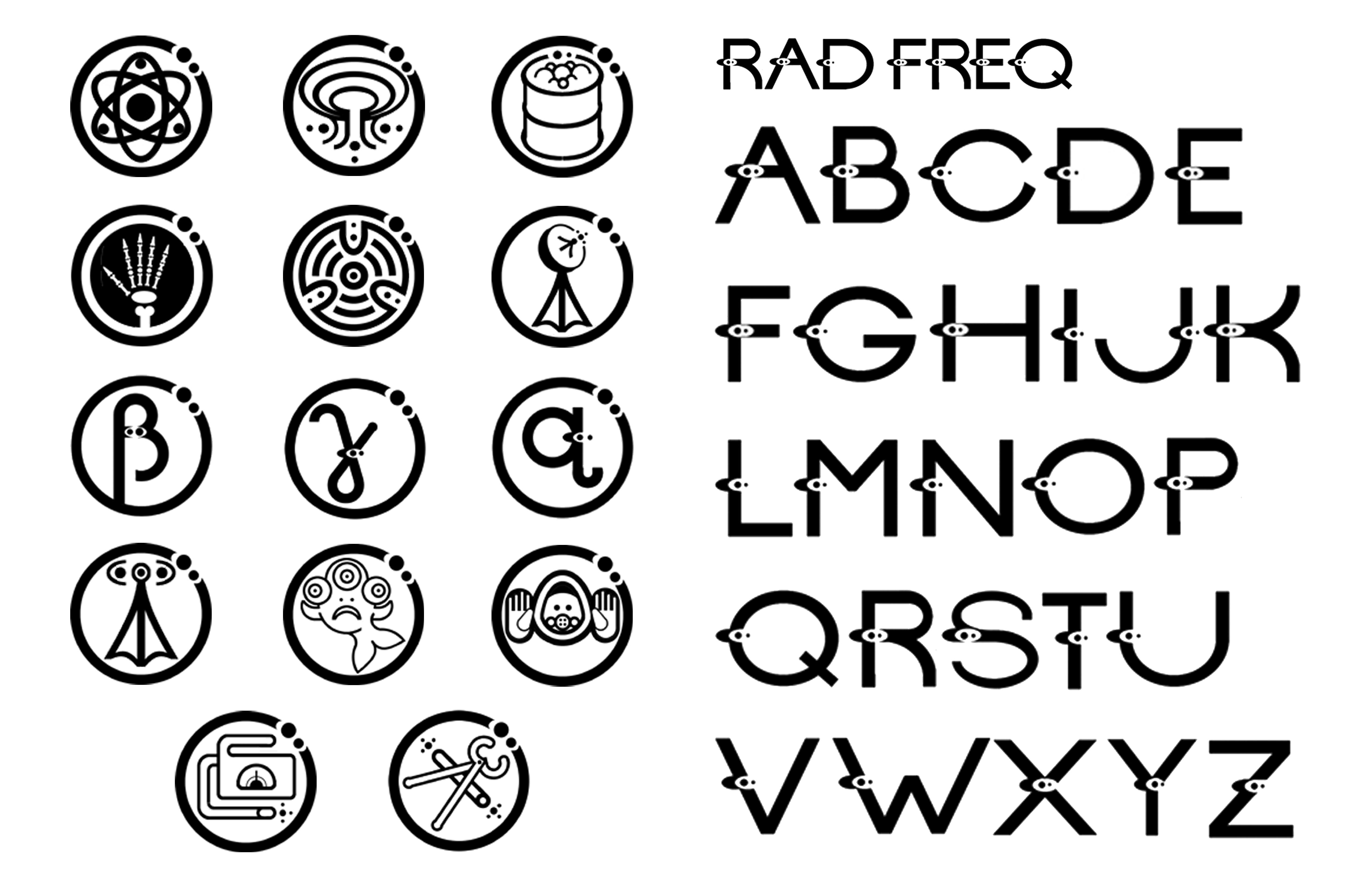Rad Freq Type Specimen