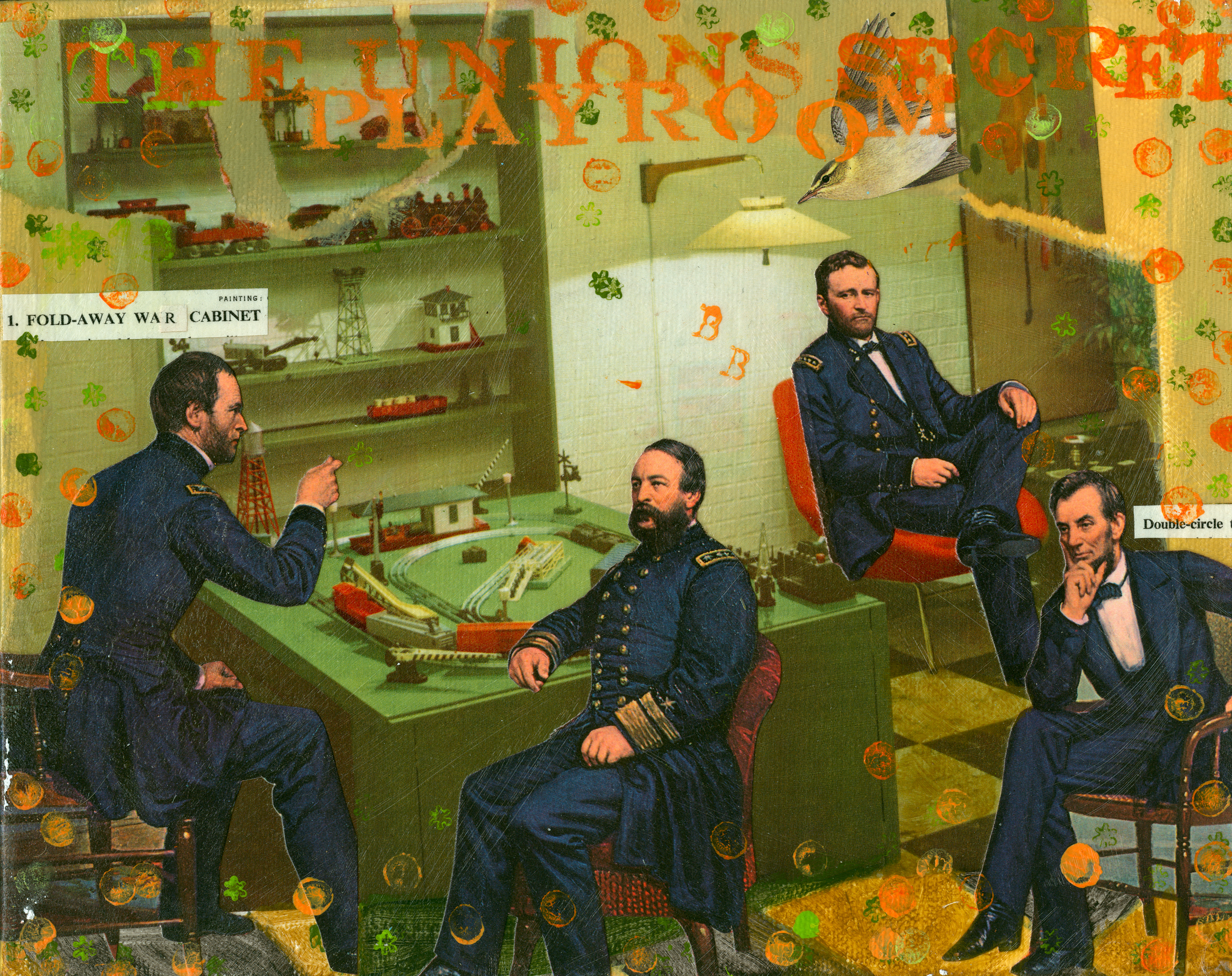 Union Army At Play