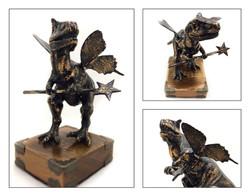 Tyrano Fairie Rex - The Tooth Fairy