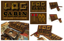 Log Cabin Toys and Games
