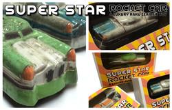Super Star Rocket Car