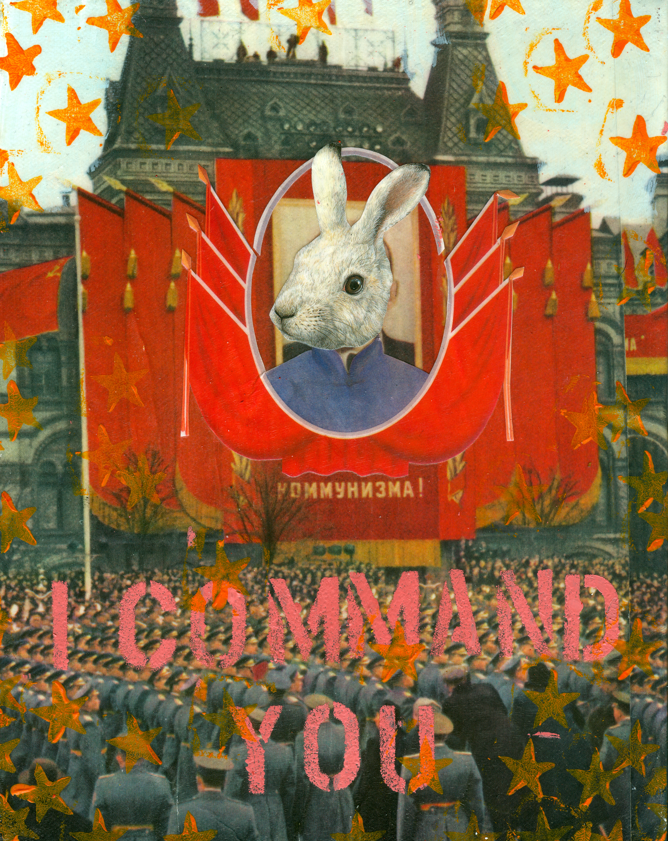 I Command You