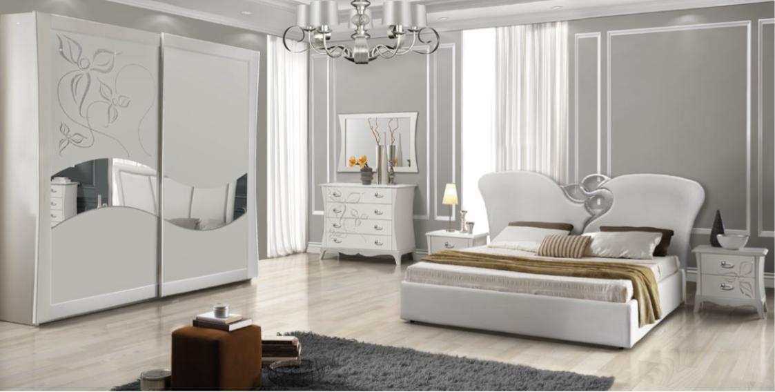 Camera da letto moderna/contemporanea - 10 | ORAXOSHOP