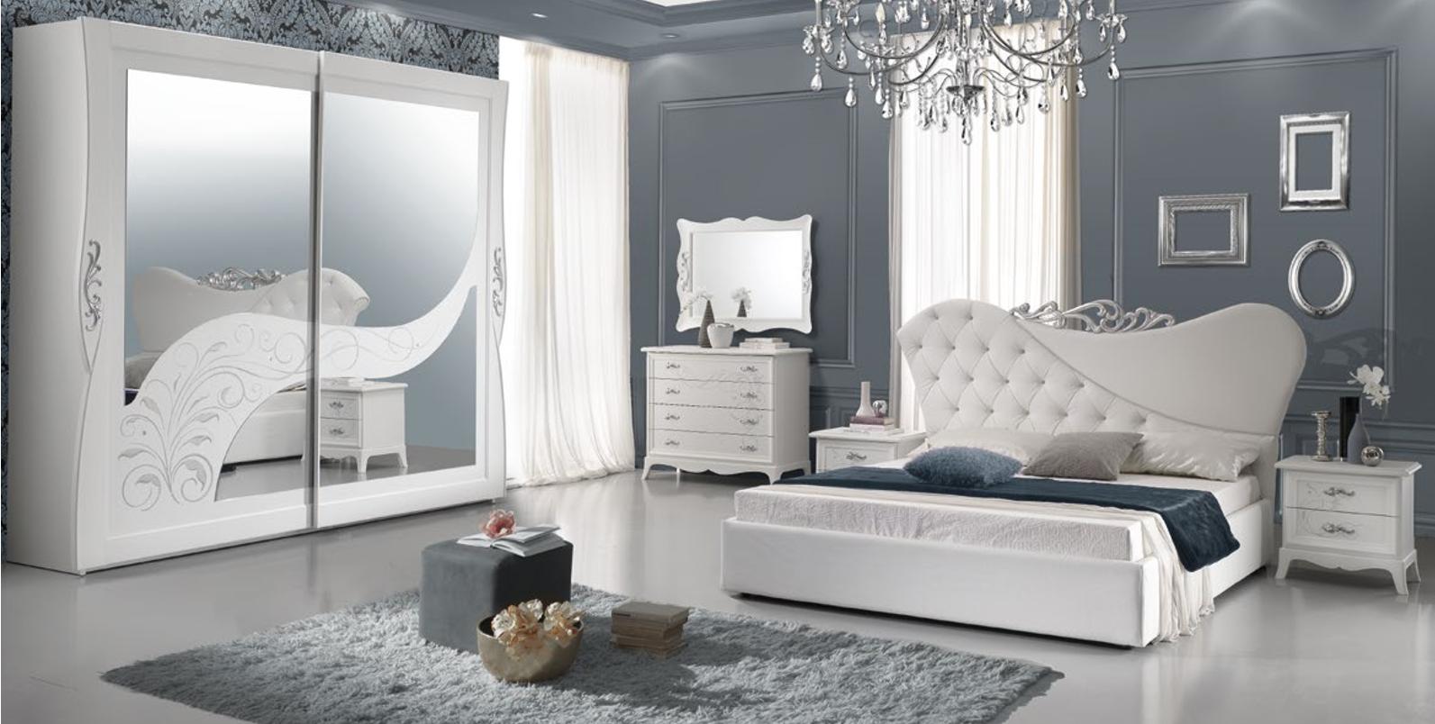 Camera da letto moderna/contemporanea - 2   ORAXOSHOP
