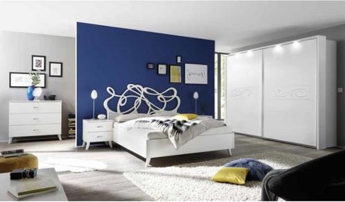 Camera da letto moderna/contemporanea - 7