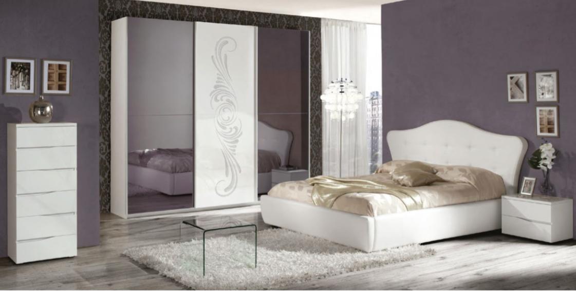 Camera da letto moderna/contemporanea - 11   ORAXOSHOP