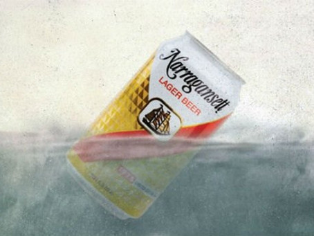 Narragansett Beer and Jaws...an article for The Daily Jaws