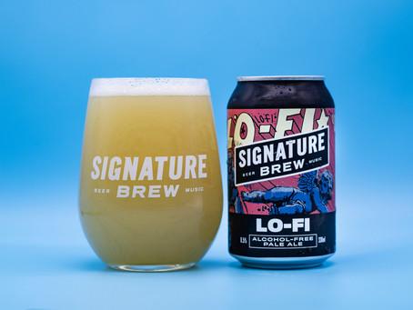 Signature Brew launch alcohol-free pale ale
