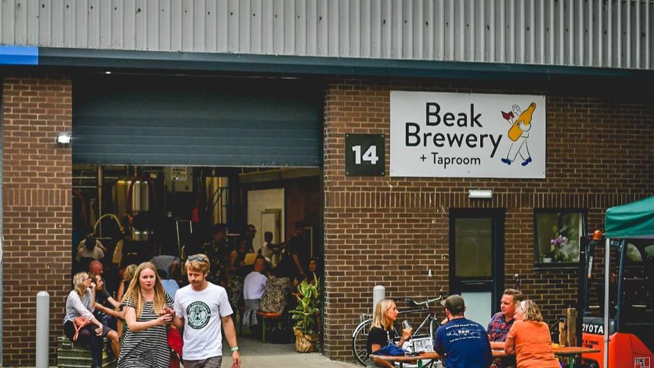 Getting to know BREW: Beak Brewery