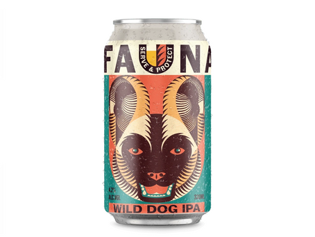 Fauna Brewing Launch Three Beers, with Funds Supporting African Wildlife