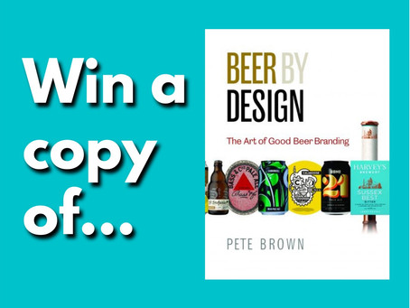 Competition Time: Win a copy of BEER BY DESIGN by Pete Brown