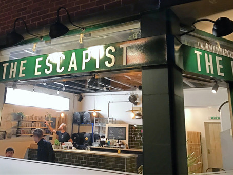 Escape to The Escapist in Chichester