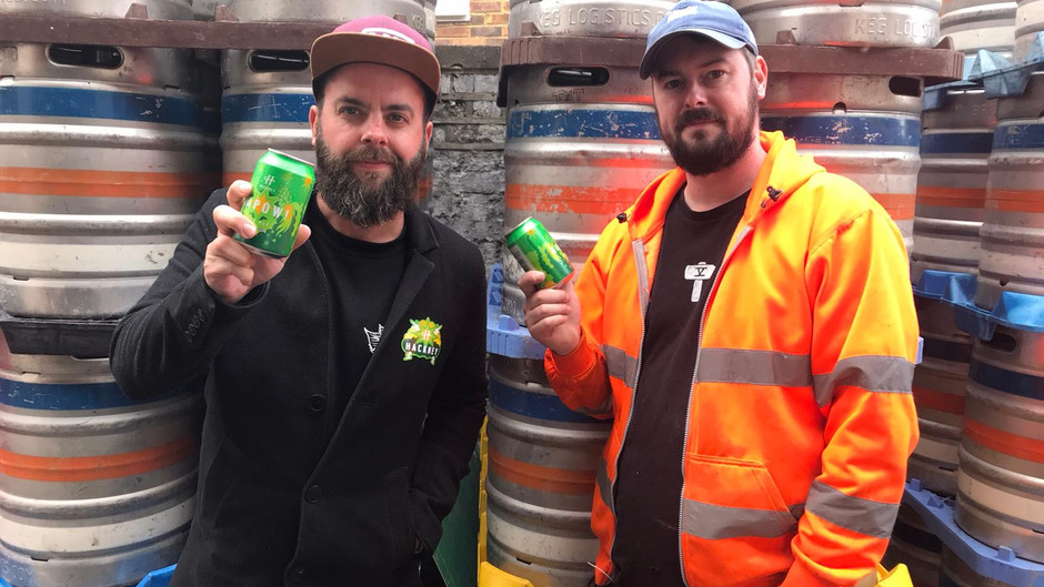 Getting to know BREW: Hackney Brewery