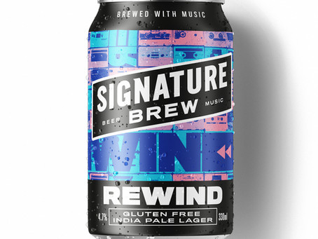 Signature Brew Launch New Gluten-Free India Pale Lager, Rewind and Re-Release Fruited Gose Sour