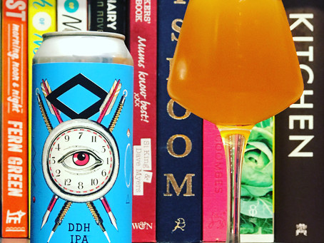 Brew Review: DDH IPA by Wild Card Brewery
