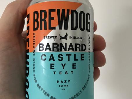 Brew Review: Barnard Castle Eye Test (BrewDog)