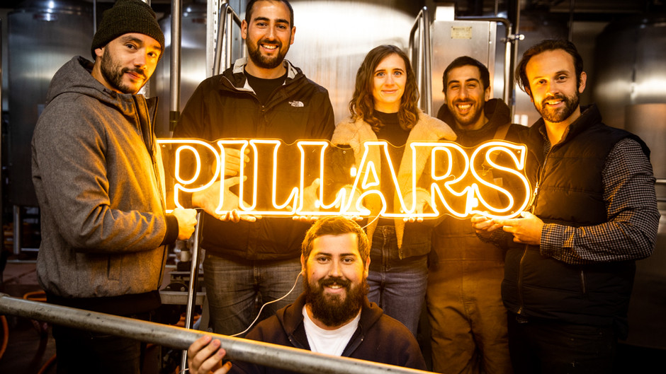 Getting to know BREW: Pillars Brewery