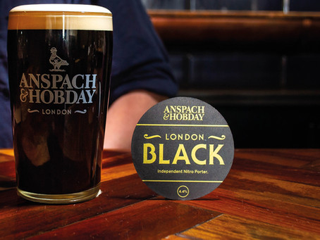 Anspach & Hobday Announce Partnership With James Clay & Sons and New Wave Beer