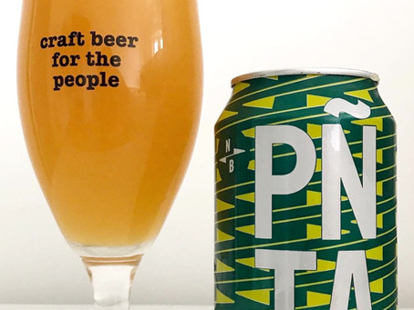 Brew Review: Piñata Tropical Pale Ale by North Brew Co.