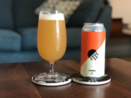 Brew Review: Looper IPA by Full Circle Brewing Co.