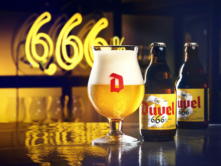 Duvel Moortgat Brewery kicks off anniversary with the new 'Duvel 6.66%'