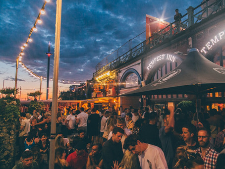 The Laine Pub and Brewing Company announces the return of Brighton's Tap Takeover