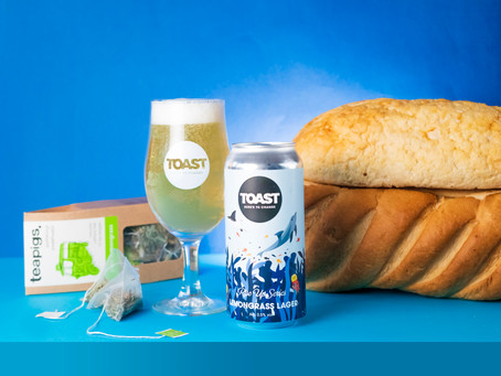 Tea and Toast - Toast Ale and Teapigs collaborate on low-alcohol lager